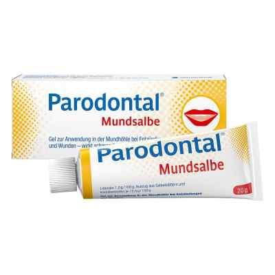 Parodontal Mundsalbe  zamów na apo-discounter.pl