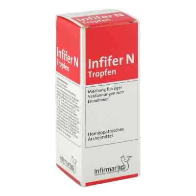 Infifer N Tropfen  zamów na apo-discounter.pl