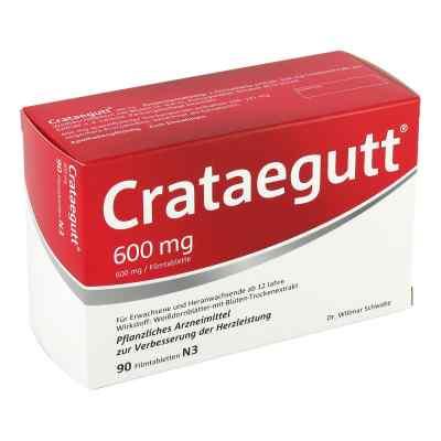 Crataegutt 600 mg Filmtabl.  zamów na apo-discounter.pl