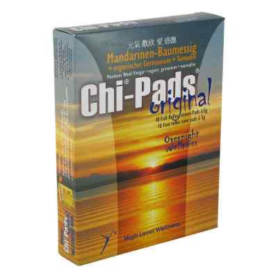 Chi Pads Mandarin.baumessig Fussreflexzonen Pads podkładki do st  zamów na apo-discounter.pl