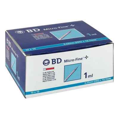 Bd Micro Fine+ U 40 Ins.spr. 12,7 mm