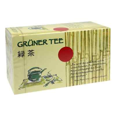 Zielona herbata w saszetkach  zamów na apo-discounter.pl