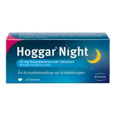 Hoggar Night  Tabletki nasenne  zamów na apo-discounter.pl