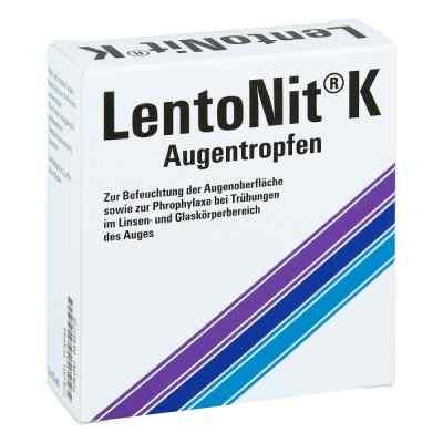 Lento Nit K krople do oczu  zamów na apo-discounter.pl
