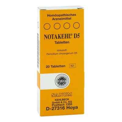 Notakehl D5 tabletki  zamów na apo-discounter.pl