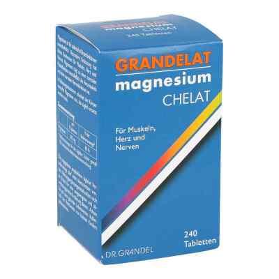 Grandelat Mag 60 Magnesium tabletki  zamów na apo-discounter.pl
