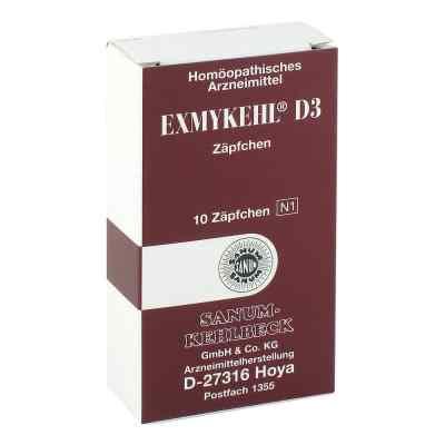 Exmykehl D3 w czopkach  zamów na apo-discounter.pl