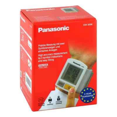 Panasonic Blutdruck Handgelenk Ew3006