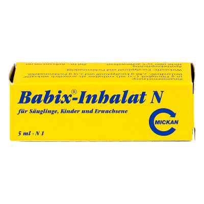 Babix Inhalat N  zamów na apo-discounter.pl