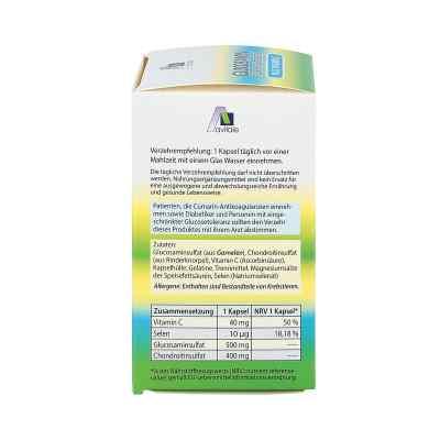 Glukozamina 500 mg + Chondroityna 400 mg kapsułki  zamów na apo-discounter.pl
