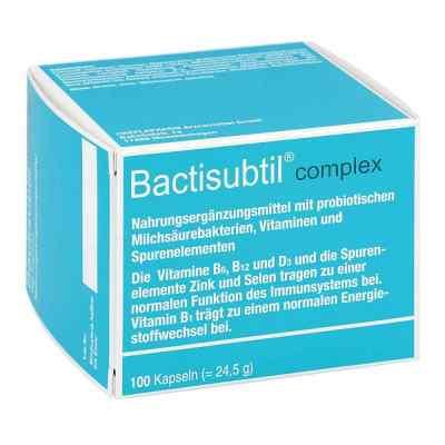 Bactisubtil Complex kapsułki  zamów na apo-discounter.pl