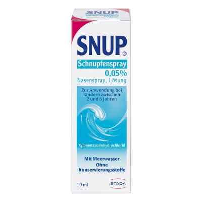 Snup Schnupfenspray 0,05% Dosierspray  zamów na apo-discounter.pl