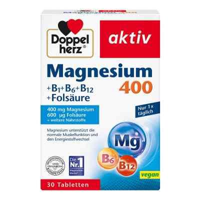 Doppelherz Magnez 400 mg tabletki  zamów na apo-discounter.pl