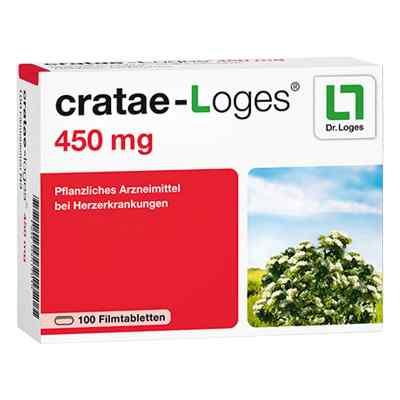 Cratae Loges 450 mg Filmtabl.  zamów na apo-discounter.pl