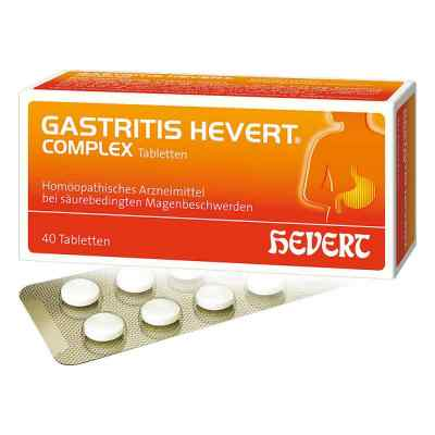 Gastritis Hevert Complex Tabl.  zamów na apo-discounter.pl