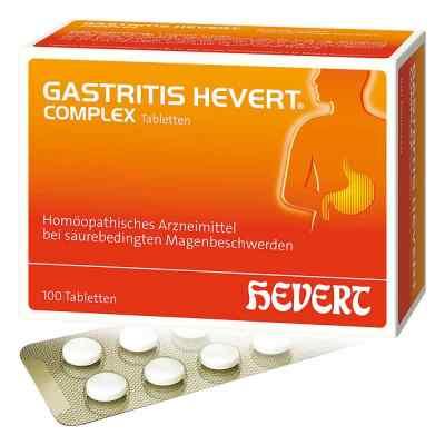 Gastritis Hevert Complex Tabl.