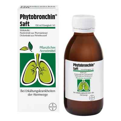 Phytobronchin Saft  zamów na apo-discounter.pl