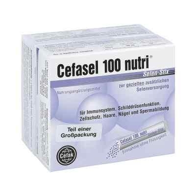 Cefasel 100 nutri Selen Stix  granulat  zamów na apo-discounter.pl