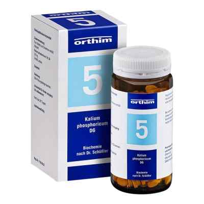 Biochemie Orthim 5 Kalium phosphoric.D 6 Tabl.