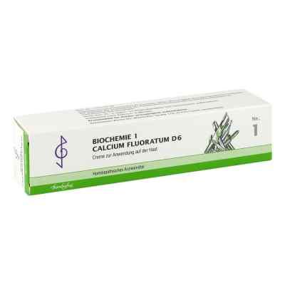 Biochemie 1 Calcium fluoratum D 6 Creme  zamów na apo-discounter.pl