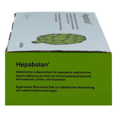 Hepabolan A&t ampułki do picia  zamów na apo-discounter.pl