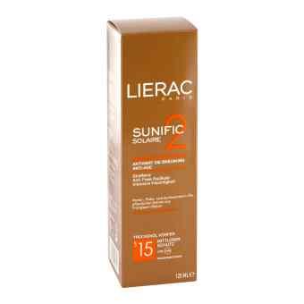 Lierac Sunific olejek do opalania SPF 15