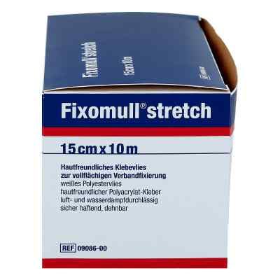 Fixomull stretch 10mx15cm gaza  zamów na apo-discounter.pl