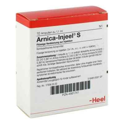 Arnica Injeele S 1,1 ml