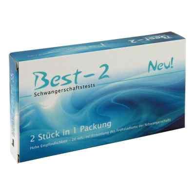 Best 2 test ciążowy   zamów na apo-discounter.pl