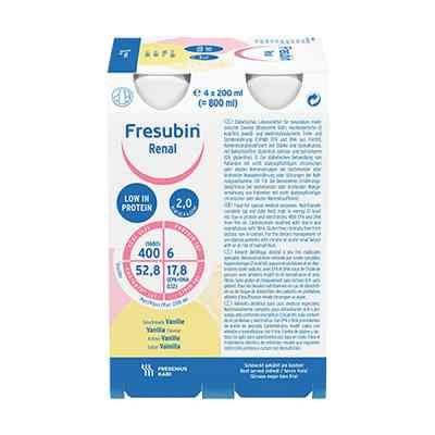 Fresubin renal Vanille Easy Drink  zamów na apo-discounter.pl
