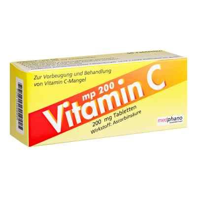 Vitamin C 200 mg Tabl.