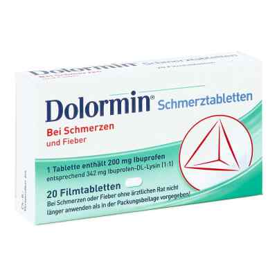 Dolormin Filmtabl.  zamów na apo-discounter.pl