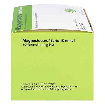 Magnesiocard forte 10 mmol Pulver  zamów na apo-discounter.pl
