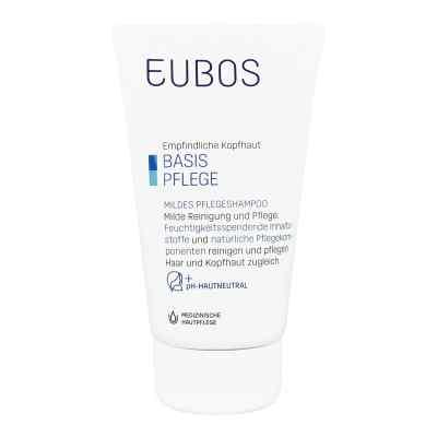 Eubos łagodny szampon pielęgnujący na co dzień  zamów na apo-discounter.pl