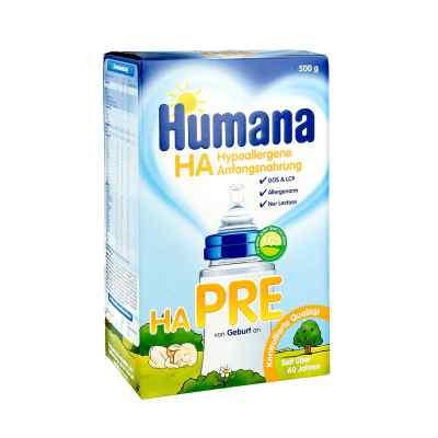 Humana Ha Pre Pulver