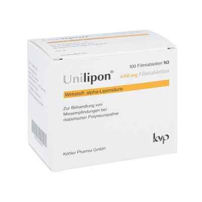 Unilipon 600 mg Filmtabletten  zamów na apo-discounter.pl