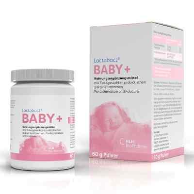 Lactobact Baby proszek dla niemowląt  zamów na apo-discounter.pl