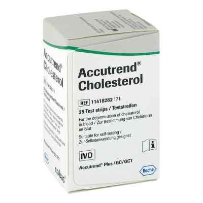 Accutrend Cholesterol paski testowe  zamów na apo-discounter.pl