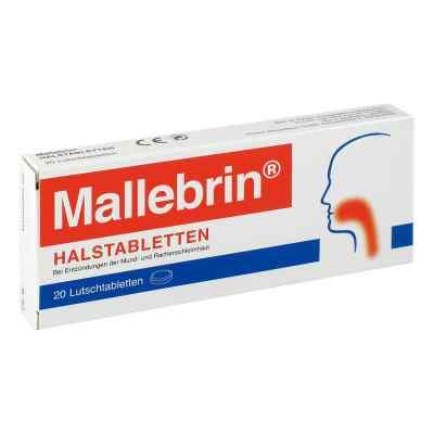 Mallebrin tabletki na gardło  zamów na apo-discounter.pl