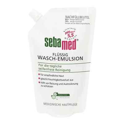 Sebamed emulsja do mycia opakowanie uzupełniające