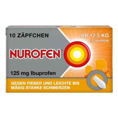 Nurofen Junior 125 mg Zaepfchen