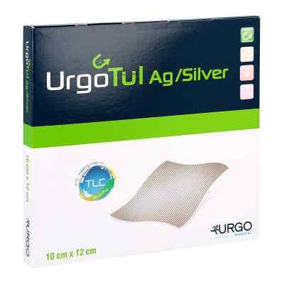 Urgotuel Silver 10x12cm Wundgaze  zamów na apo-discounter.pl