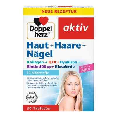 Doppelherz Doppelherz Skóra+Włosy+Paznokcie tabletki  zamów na apo-discounter.pl
