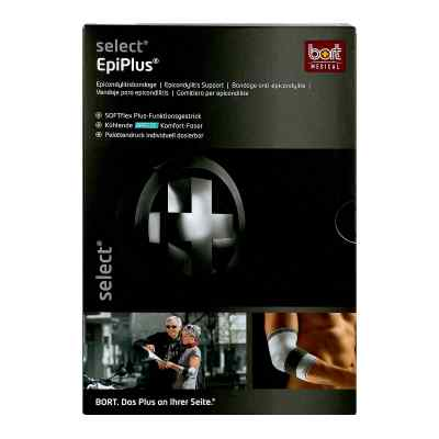Bort Epiplus Bandage xsmall silber  zamów na apo-discounter.pl