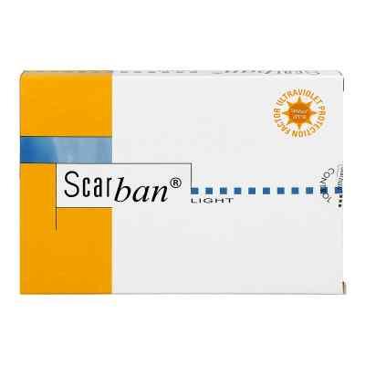 Scarban Light Silikonverband 5x7,5cm  zamów na apo-discounter.pl