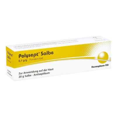 Polysept Salbe  zamów na apo-discounter.pl