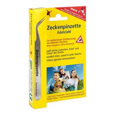 Zeckenpinzette Chirurgenstahl  zamów na apo-discounter.pl