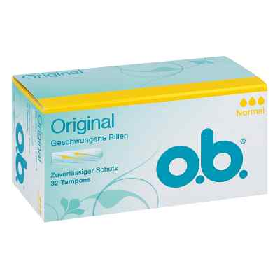 O.b. normal tampony