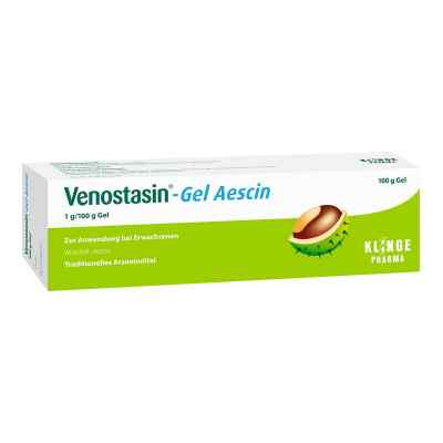 Venostasin Aescin żel  zamów na apo-discounter.pl