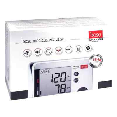 Boso medicus exclusive vollautom.Blutdruckmessger.  zamów na apo-discounter.pl
